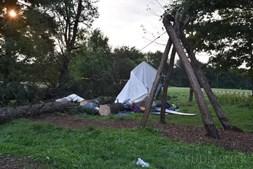 Queda de árvore mata jovem campista na Alemanha