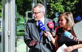 Advogado recusou prestar esclarecimentos sobre o processo