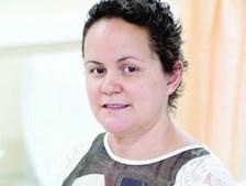 Gisele é de Santa Catarina, Brasil