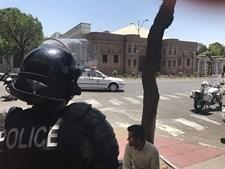 Policia do Irão