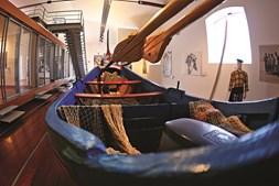 Exposição de arte xávega está patente no museu municipal