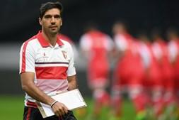 Abel Ferreira, técnico do Sporting de Braga