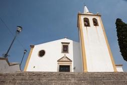 A igreja matriz é uma das mais importantes da vila do Crato