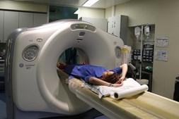 A TAC, a par da ecografia, é um dos meios de diagnóstico do aneurisma da aorta abdominal