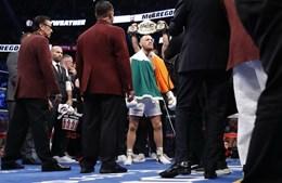 McGregor depois do combate