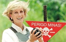 Diana foi muito acarinhada, tornando-se conhecida por ser a princesa do povo