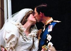 Carlos e Diana deram o nó em 1981. Divórcio foi assinado em 1996
