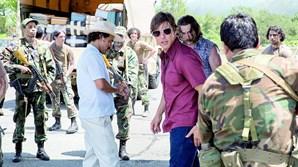 Tom Cruise tem sido elogiado pelo seu desempenho como Barry Seal, o piloto americano que traficava droga