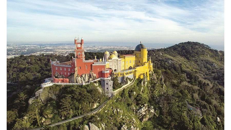 Parque e Palácio da Pena foi visitado por 709 mil pessoas em seis meses