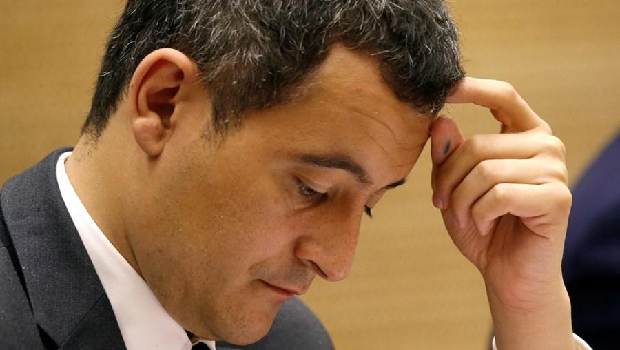 Gérald Darmanin, ministro francês da Ação e das Contas Públicas