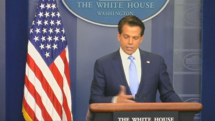 Anthony Scaramucci esteve dez dias na Casa Branca. Provocou duas demissões e uma tempestade