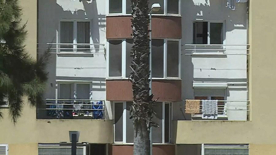 Bairro da Boavista, em Lisboa