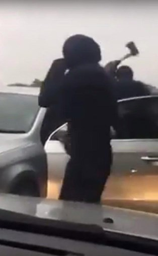 Os atacantes desferiram vários golpes sob a vítima