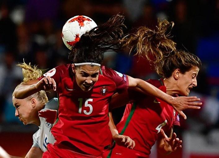 Jogo da Seleção feminina de Futebol no Europeu de 2017