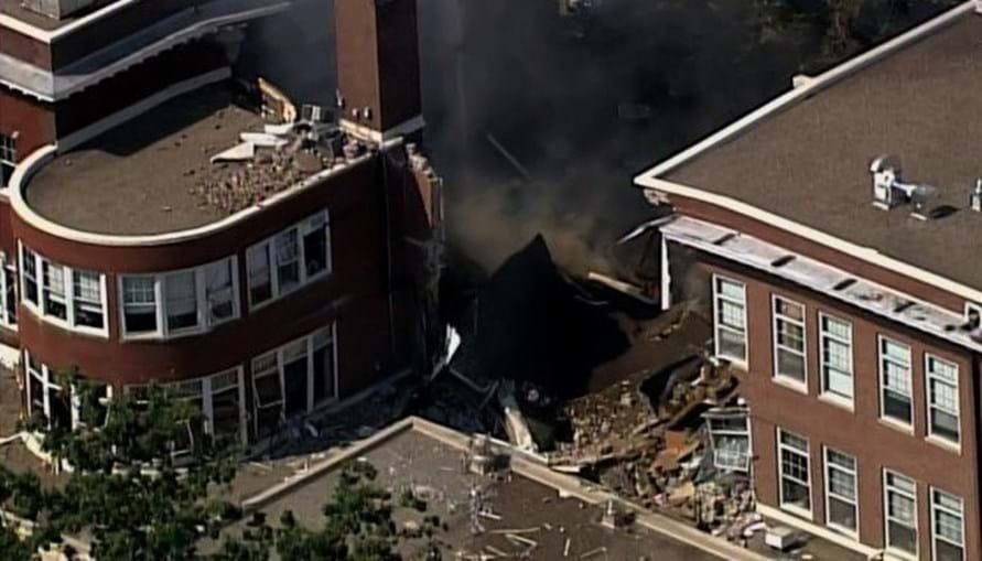 Mineápolis, Academia Minnehaha Academy, Bryan Tyner, acidentes e desastres