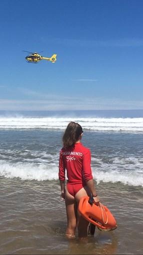 Nadadoras-salvadoras alvo de assédio