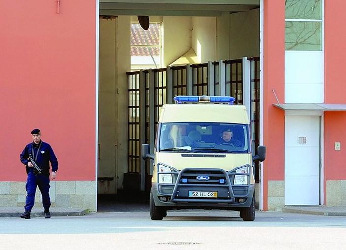 Caso ocorreu na cadeia de Custoias