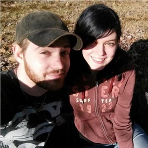 Rachael Harris e Corey Harris, os responsáveis dos crimes