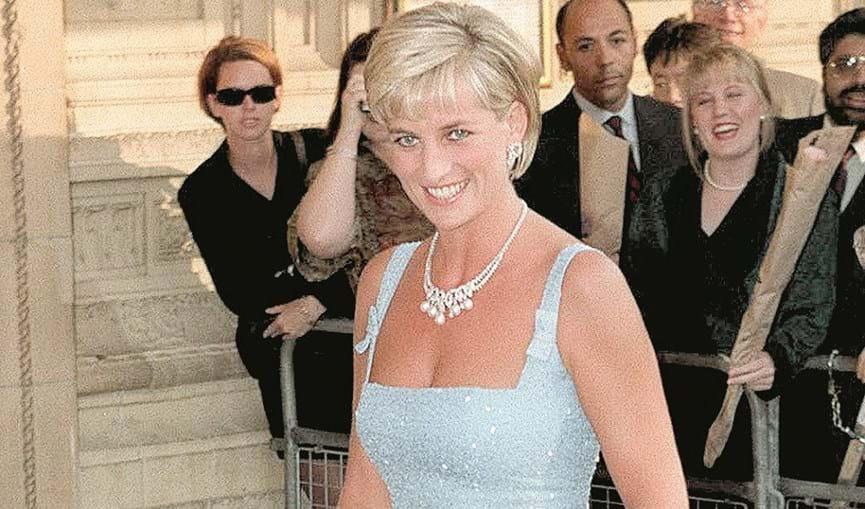 Diana sempre soube da relação extraconjugal do marido