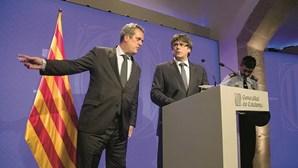Governo espanhol desafia Puigdemont
