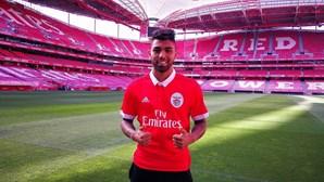 """Gabigol: """"Quero aprender e ajudar o Benfica"""""""