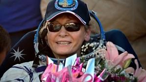 Astronauta norte-americana Peggy Whitson bate recorde de tempo no Espaço