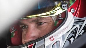 Tiago Monteiro regressa à competição mais de um ano após grave acidente