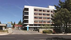 Cinco infetados com Covid-19 na urgência do hospital de Bragança