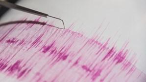 Sismo de magnitude 3,9 registado a 70 quilómetros de Albufeira
