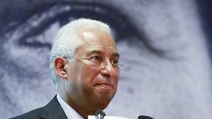 António Costa diz que Governo se empenhou em concretizar investimentos