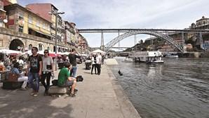 Taxa turística de 2 euros para preservar o Porto