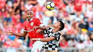 'Frango' de Varela custa três pontos ao Benfica