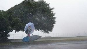 Furacão Norma perde força e transforma-se em tempestade tropical