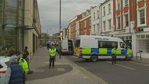 Suspeito de atentado capturado em Dover