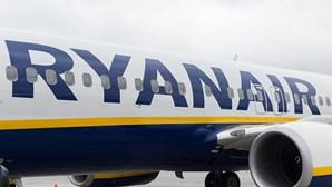 """Ryanair garante que greve de tripulantes provoca apenas """"ligeiras perturbações"""""""