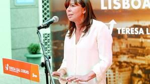 Concelhia de Lisboa do PSD retira confiança política à vereadora Teresa Leal Coelho