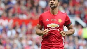 Ex-futebolista Rio Ferdinand quer ser pugilista