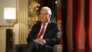 """""""Não preparo nenhuma remodelação"""", afirma António Costa"""