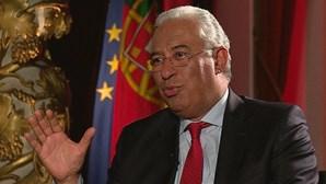 António Costa em entrevista à CMTV