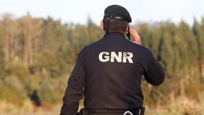 Homem detido e armas e munições apreendidas pela GNR no Porto
