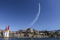 O primeiro dia da Red Bull Air Race