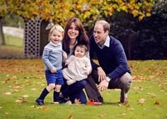 O príncipe William e Kate têm dois filhos, George, de quatro anos, e Charlotte, de dois.