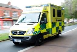 Ambulância (imagem representativa)