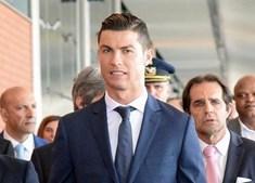 Cristiano Ronaldo na Madeira
