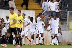 Vitória de Guimarães venceu Setúbal