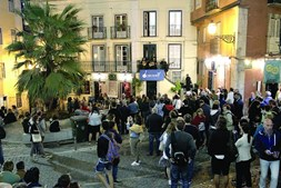 Milhares de portugueses e estrangeiros ouviram música nos 11 palcos do festival