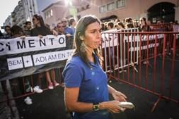 Ana Rita Cavaco não concordou com a iniciativa de entrega dos títulos