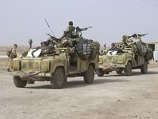 Forças iraquianas