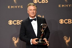 Melhor ator secundário de série de comédia: Alec Baldwin, 'Saturday Night Live'