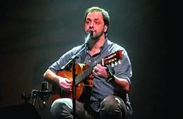 António Zambujo lançou, em 2016, o disco 'Até pensei que fosse  minha'